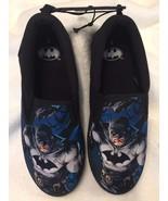 D.C. Comics BATMAN Canvas Shoes. Brand New. Adult Shoe Size 11 - $26.86