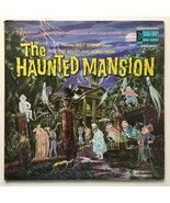 The Haunted Mansion LP Vinyl Record Album, Disneyland - 3947, 1969 - £88.94 GBP
