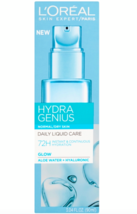 L'oreal Hydra Genuus Daily Liquid Care Normal/Dry Skin - 3.04 OZ - $12.89
