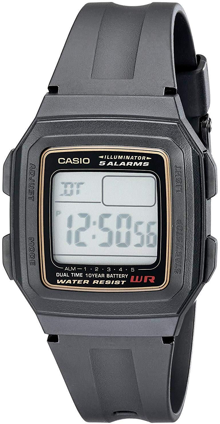 casio mens fwa  multi function alarm sports  parts accessories