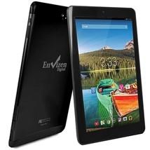 Envizen EVT10Q Quad-Core 1.2GHz 1GB 32GB 10.1 1280x800 IPS Touchscreen 3... - $86.30