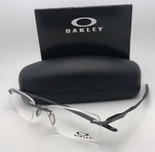 Oakley Titanium Eyeglasses Wingfold Evr OX5118-0353 Rimless Polishd Cement Frame - $239.95