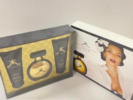 Kim Kardashian Gold 3pcs in set for women, EDP spray+ Body lotion & Crea... - $55.99