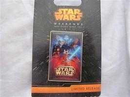 Disney Trading Pins  109273 WDW - Star Wars Weekends - 2015 Logo - $9.50