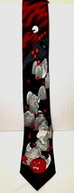 Halloween Collection Holiday Mens Neck Tie Costume Necktie Ghosts Pumpkins Bats - $19.79