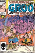 Groo The Wanderer Comic Book #23 Marvel Comics 1987 Near Mint New Unread - $2.99
