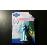 Disney Frozen Elsa Figural Bag BackPack Clip Keychain NEW  FREE SHIPPING - $6.82