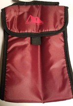 Arctic Zone Insulated Lunch Bag Easy Clean Lining Color Red (LOC TUB L-38) - $18.69
