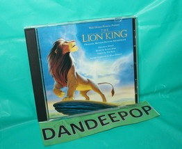 The Lion King [Original Motion Picture Soundtrack] by Hans Zimmer (Compo... - $7.91