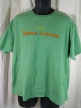 Hard Rock Cafe Nassau Bahamas T- Shirt Size Adult XL green - $11.12