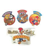 Walter Lantz Vintage Store Promo Signs Woody Woodpecker Andy Panda VHS 80's - $24.74