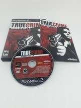 True Crime: Streets of L.A. (Sony PlayStation 2, 2003) - $6.59