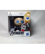 "THOR The Avengers Movie Mini Muggs 3"" inch Vinyl Figure Hasbro 2012 - $5.54"