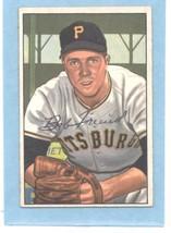 1952 Bowman #191 Bob Friend Pirates EX Excellent (RC - Rookie Card)  ID:812212 - $20.00