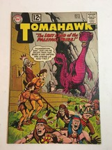 Tomahawk #82 1962 DC Comics The Lost Land Paleface Tribe Ungraded - $37.95