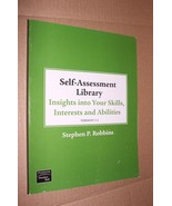 NEW Self Assessment Library 3. 4 by Stephen P. Robbins (2008, Paperback) - $24.97