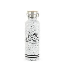 Water Bottle, Adventure Water Insulated Outdoor Hot Water Bottle, Double... - £26.96 GBP