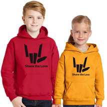 Kids Share The Love Hoodie, Stephen Carter Sharer Hoodie, Youtube Merch Pullover - $24.98+