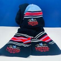 Walt Disney Cruise Line member vacation club scarf shawl hat NWT beanie LIMITED - $59.35