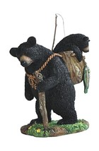 "StealStreet SS-G-54290 Black Bear Fishing with Cub Figurines, 7.5"" - $27.82"