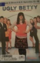 Ugly Betty Season 2 Discs 4 & 5 Episodes 13 - 18 Dvd - $14.99