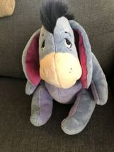 """10"""" Disney Eeyore Plush with Removable Tail - $20.00"""