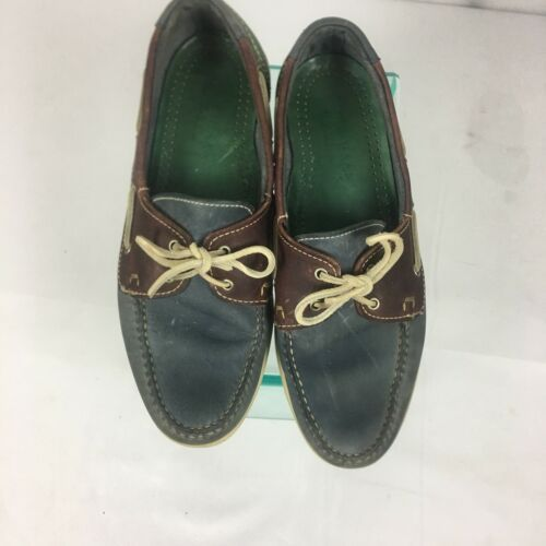 Cole Haan Mens Loafers Slip on Size10 M  Brown Gray Shoes image 2
