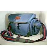 """Carrying Bag Sun Valley Photo - Accessory 12"""" x 7"""" Fabric & Strap Blue V... - $9.41"""
