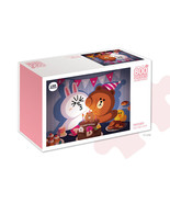 LINE Friends Birthday Premium Jigsaw Puzzle 800 pcs Character BROWN CONY... - $42.99
