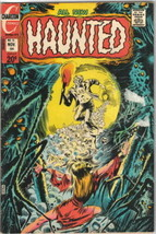Haunted Comic Book #15 Charlton Comics 1973 FINE+ - $6.66