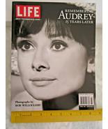 LIFE MAGAZINE special COLLECTORS EDITION re AUDREY HEPBURN - $4.99