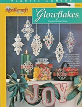 "The Needlecraft Shop ""Glowflakes"" Plastic Canvas - Gently Used - $4.50"