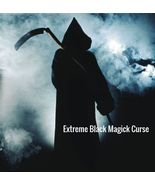 Extreme Black Magick Curse with 12 demons. Warning: pain & total destruc... - $189.00