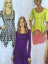 Butterick Sewing Pattern 6096 Misses Ladies Top Size 14-22 New - $16.11