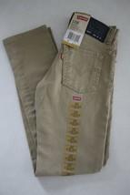 Levi's 510 Boy's Slim  Denim Jeans size 10 Reg 25W  25L New - $19.79