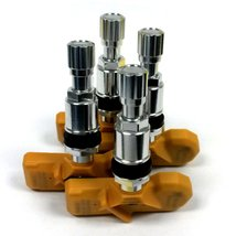 Tire Pressure Sensor Replacement (TPMS) Set of 4 - For 2002-2006 BMW 3 S... - $165.75