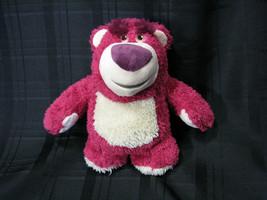 "8"" Disney Store Toy Story 3 Lotso Huggin Teddy Bear Stuffed Animal Plush Toy - $18.80"