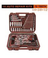 Car Repair Tool Ratchet Torque Wrench Spanner(150pcs) - $419.77