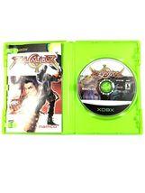 Soul Calibur II Microsoft Xbox, 2003 CIB Complete Tested Black Label image 3