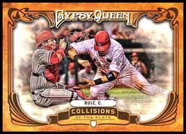 2013 Topps Gypsy Queen Collisions #CP-CR Carlos Ruiz NM-MT Philadelphia ... - $1.25