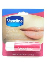 Vaseline Lip Therapy Rosy Lips Lip Balm Petroleum Jelly for Providing  - $6.14