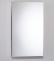 "Robern PLM2440GRE PL Series 24"" x 40"" Flat Top Right Hinge Medicine Cabinet - $346.50"
