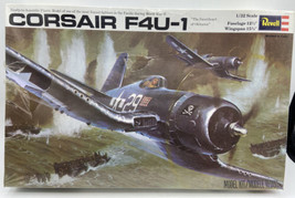 Vintage 1970 Revell 1/32 F4U -1 Corsair Model Kit! Sealed NEW - $44.99