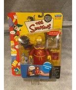 The Simpsons Stonecutter Homer World of Simplsons Series 10 in package - $34.60