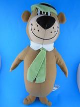 "Yogi Bear Plush 13.5"" Hanna Barbera 2010 - $9.89"