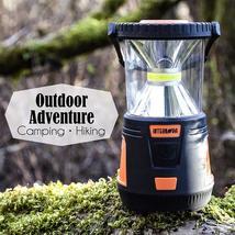 Internova 1000 LED Camping Lantern Fully Adjustable 360 Arc Lighting Valentines image 7