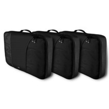 RYACO Packing Cubes 3 Set Compression Pouches Travel Luggage Organizers ... - $1.063,23 MXN