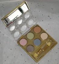 Estee Lauder Pure Color Eyeshadow Palette w/ Mocha Cup Ginger Drop Ivory Box NIB - $16.98