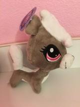 "HASBRO Littlest Pet Shop Pepper the Skunk Plush 6"" Stuffed Animal - $3.96"