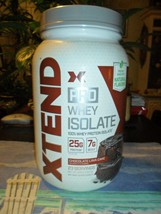 XTEND Pro Protein Powder Chocolate Lava Cake   100% 1.8 Pound 23 Servin... - $27.62